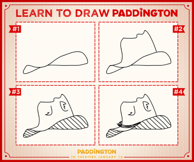 Paddington - Draw