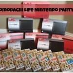 Nintendo Tomodachi Life Party