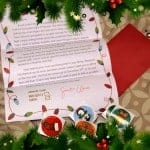 Fiverr Personalized Letter from Santa Giveaway