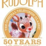 Rudolph The Red Nosed Reindeer 50th Anniversary Celebration #Rudolph50