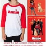 Celebrating Annie in theaters Dec 18th with a Giveaway!