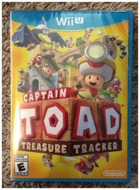 Captain toad treasure tracker for wii u playnintendo a sparkle of