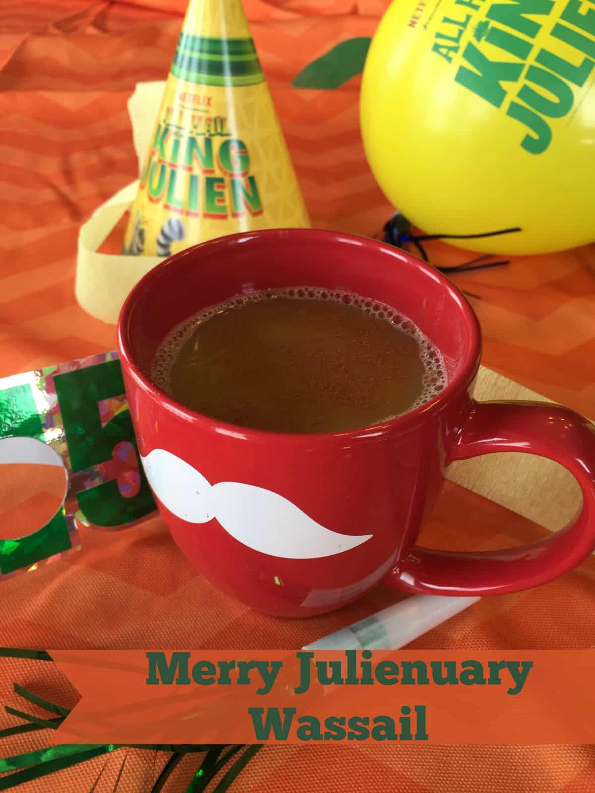 MerryJulienuaryWassail