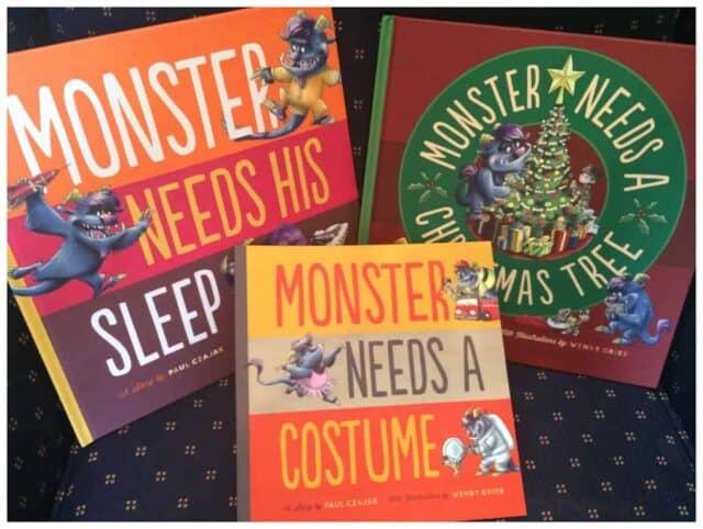 MonsterBooks