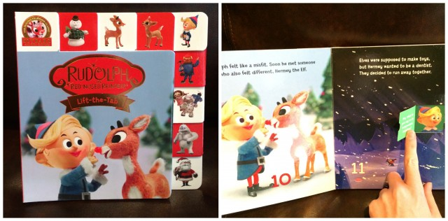 Rudolph the Red-Nosed Reindeer: Life-the-Flap
