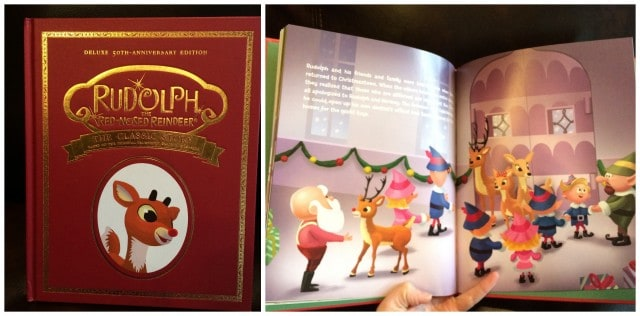 Rudolph the Red-Nosed Reindeer: The Classic Story Deluxe 50th Anniversary Edition