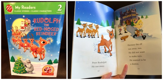 Rudolph the Red-Nosed Reindeer: My Reader