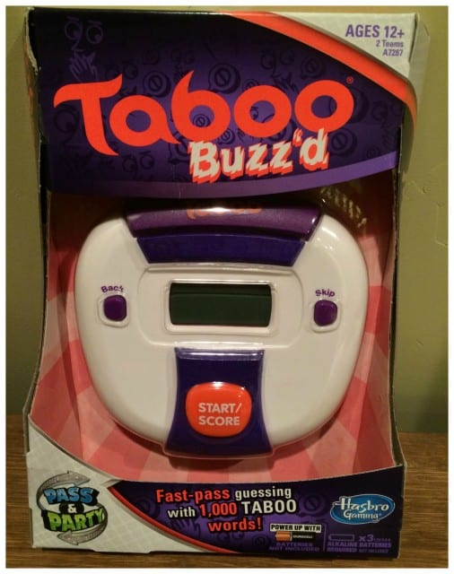 TabooBuzzd
