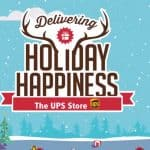 Delivering Holiday Happiness #TheUPSStore