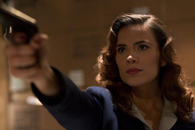 Agent Carter.(Marvel/Katrin Marchinowski)