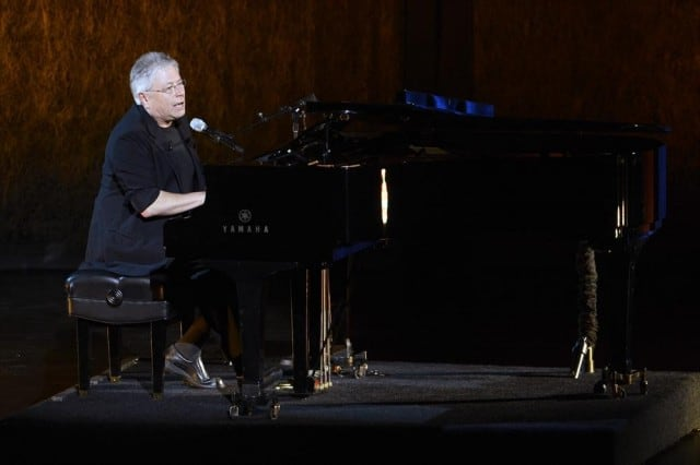 Executive Producer and composer Alan Menken  Photo credit: (ABC/Ida Astute)