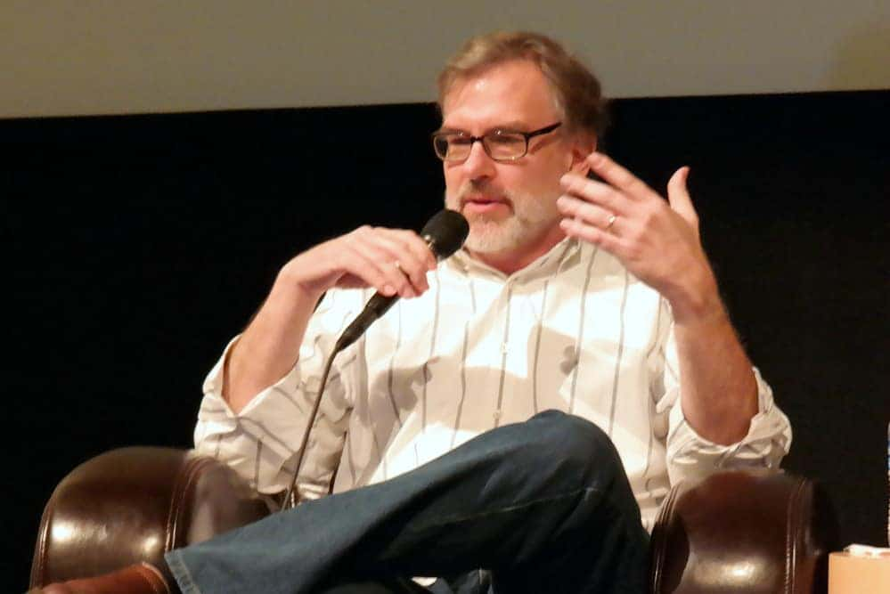 Interview with STRANGE MAGIC Director Gary Rydstrom #strangemagic