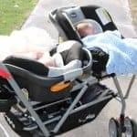 Getting Around With Twins? Try the TwinRoo from Joovy!