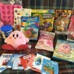 Nintendo Kid Reviewer Valentine Package