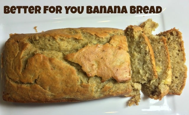 BetterforYouBananaBread