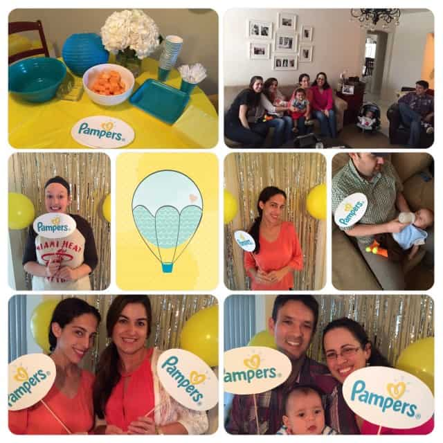 Pampers Party 2