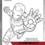 Marvel's AVENGERS: AGE OF ULTRON Coloring Pages
