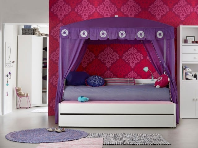 Cuckooland_Lifetime_Moroccan Bed With Trundle_Lifestyle_LR