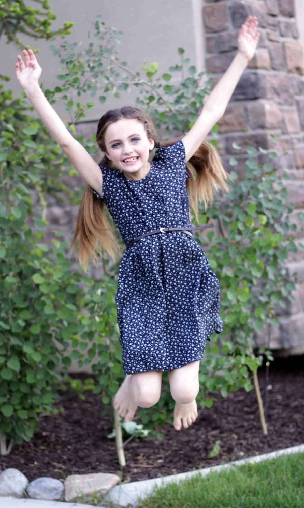 Mikarose adorable modest dresses for girls