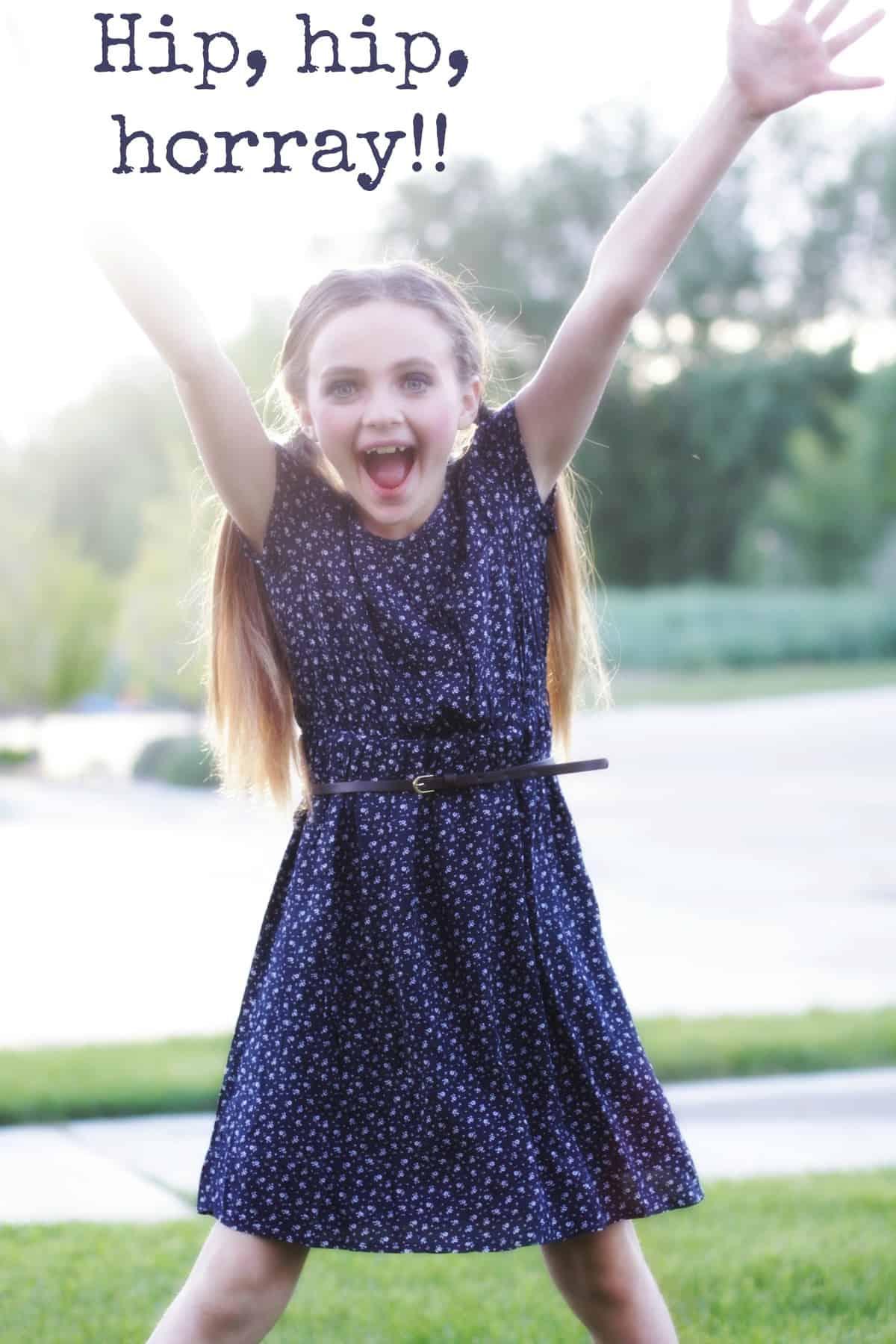 Girls dresses check them out online at mikarose modest girls dresses