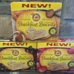 Going on-the-go with Honey Bunches of Oats Breakfast Biscuits