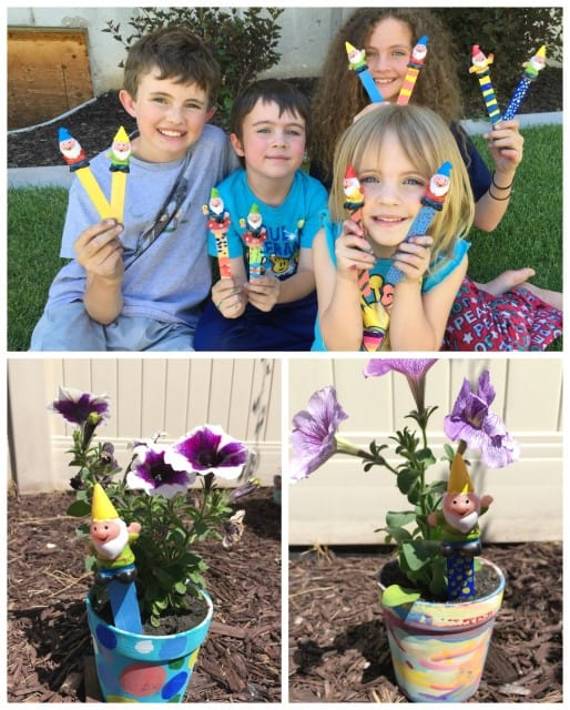 6 Ways to make your own Kids Garden