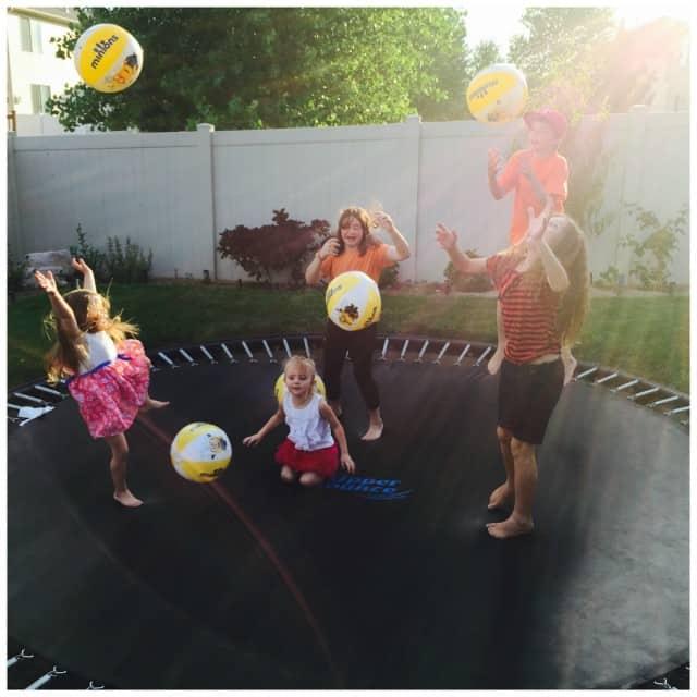 Check out our Minions Backyard Bash