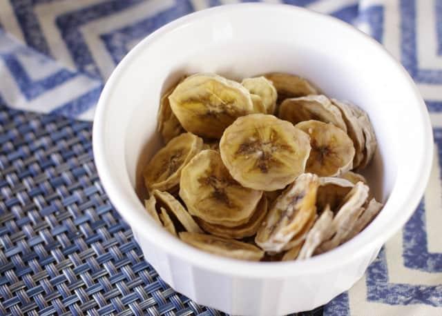 Dehydrated Bananas