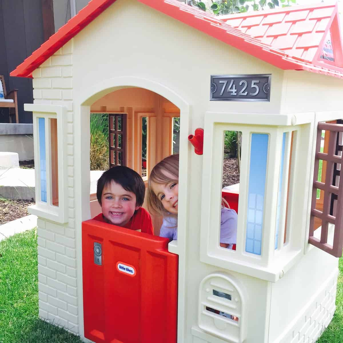 Tikes Cape Cottage Playhouse