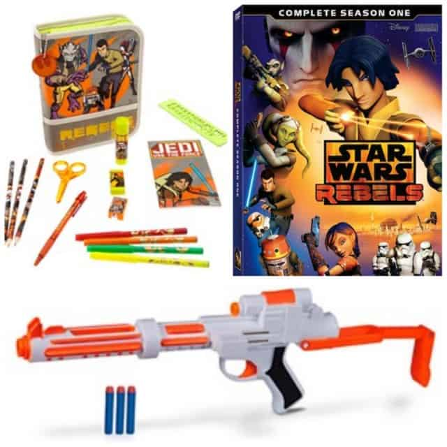 Star Wars Rebels: Complete Season One Prize Pack Giveaway!