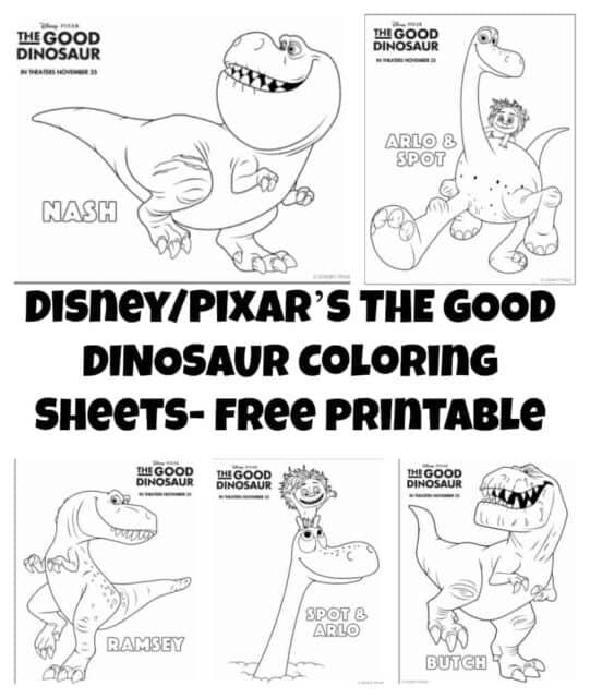 the good dinosaur coloring sheets. Black Bedroom Furniture Sets. Home Design Ideas