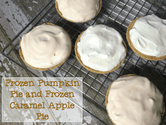 Frozen Pumpkin Pie Recipe