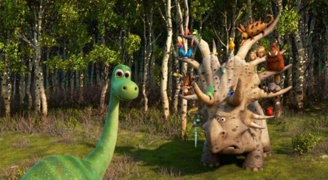 Disney Pixar The Good Dinosaur New Image