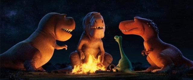 Disney Pixar The Good Dinosaur in Theaters Thanksgiving