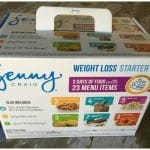 Jenny Craig Weight Loss Starter Kit available at Walmart