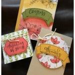 October Paper Pumpkin Kit- Blissful Bouquet