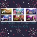 New Years Eve Countdown Videos for Kids