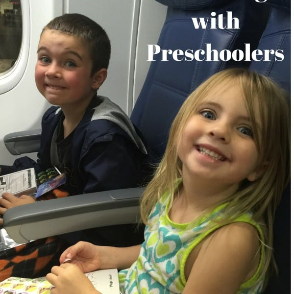 10 Tips for Traveling with Preschoolers