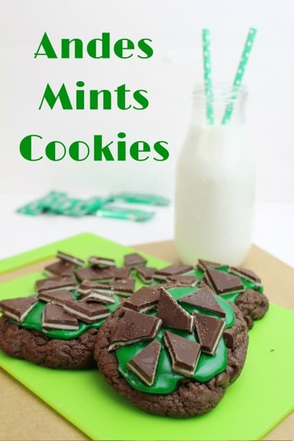 Andes Mints Cookies