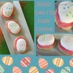 Rolled Cake Mix Sugar Cookies