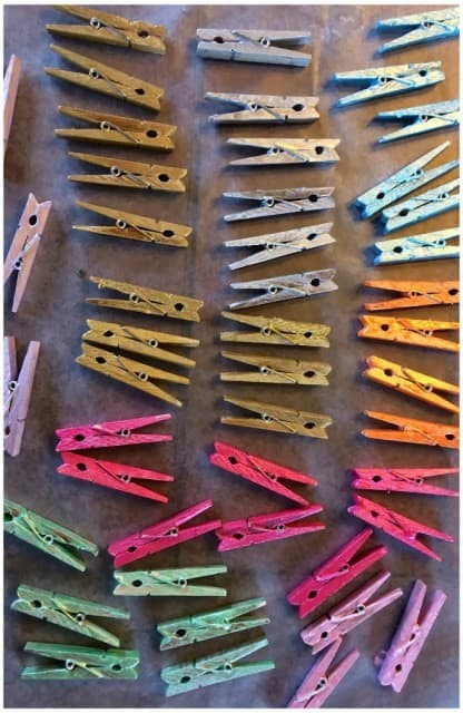 PaintedClothesPins