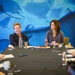 Finding Dory Interview with Andrew Stanton and Lindsey Collins