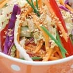 Summer BBQ Coleslaw Recipe