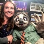 ZOOTOPIA interview with Raymond Persi and Flash