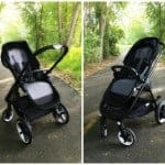 Preparing for baby with the CYBEX  Balios Stroller and Aton Q Infant Car Seat