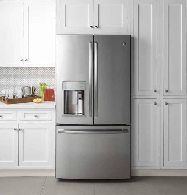 Ge Refrigerator With Built In Keurig