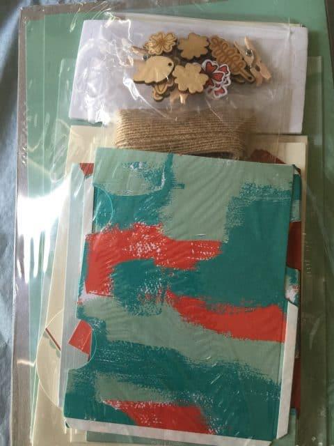 Stampin Up Paper Pumpkin Kit