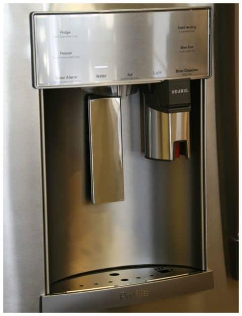 RefrigeratorControls