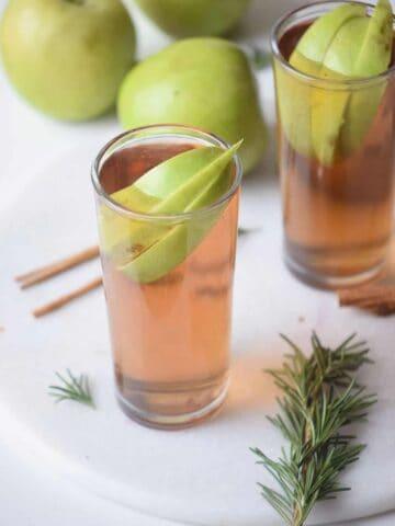 Cinnamon Sugar Apple Cider