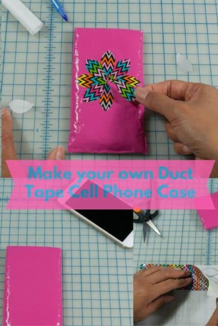 Make your Own Duct Tape Notebook (1)